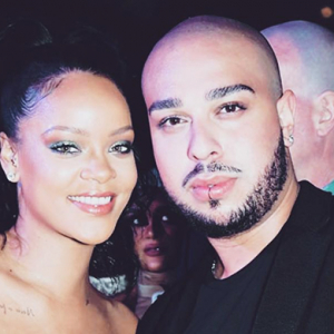 """It's rewarding to see the impact that we're having on women across the world"" – Fenty Beauty's Global Makeup Artist, Hector Espinal"