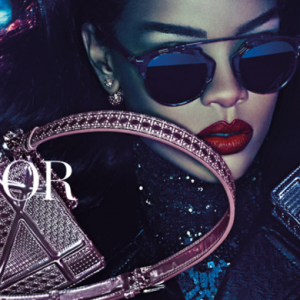Here's your first look at Rihanna's new Secret Garden campaign for Dior