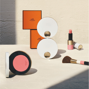 Hermès expands its beauty range with blush and lip tints