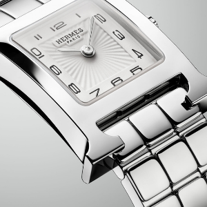 Hermès reimagines one of the maison's classic timepieces