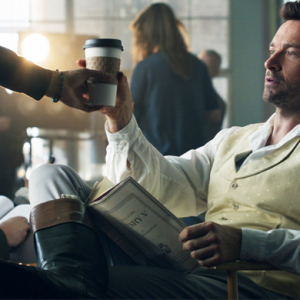 Behind-the-Scenes: Hugh Jackman's campaign for Montblanc