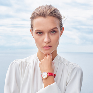 IWC Schaffhausen unveils the Portofino 34mm line with new brand ambassadors