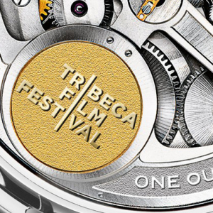 IWC Scaffhausen partners with the Tribeca Film Festival