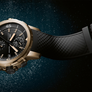 IWC Schaffhausen's new Aquatimer collection for 2014