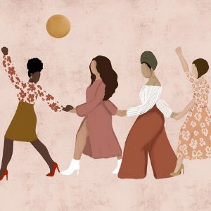 Artists from around the world celebrate International Women's Day