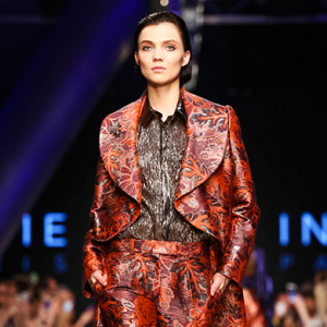 Arab Fashion Week: Ingie Paris' Fall/Winter '17 show