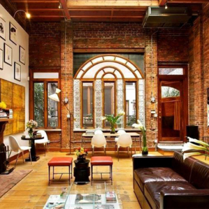 Kate Moss and Johnny Depp's old apartment in the big apple