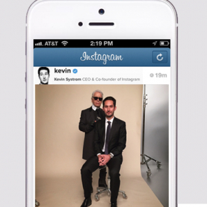 Instagram to be honoured by the Council of Fashion Designers of America (CFDA)