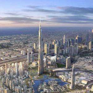 Is this how Dubai will look in 2030?