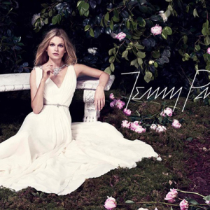 First look: Jenny Packham unveils Spring/Summer 16 bridal campaign