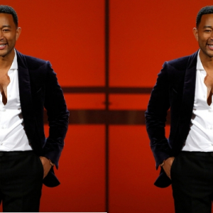 John Legend becomes, well, a legend, by gaining EGOT status