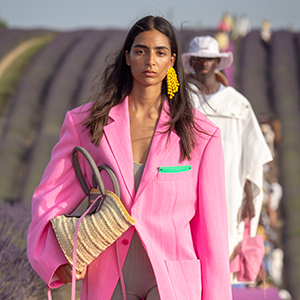 This is why everyone is talking about Jacquemus' anniversary show