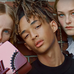Must-watch: Louis Vuitton's SS16 campaign video starring Jaden Smith