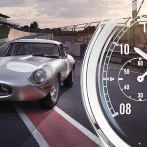 Jaguar and Bremont create a new watch for Lightweight E-Type owners