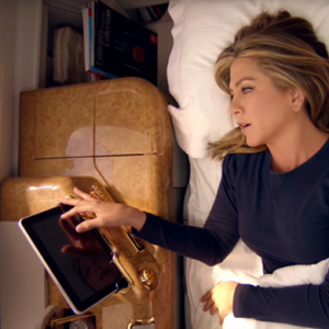 Jennifer Aniston's Emirates airline video is a must-watch
