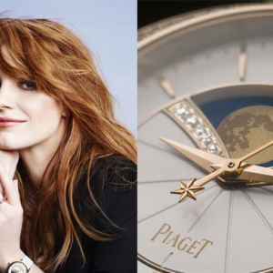 Piaget reaches for the moon with new women's watch