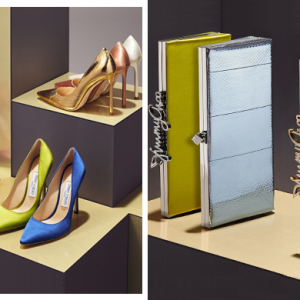 ff33b212b0b Just in: Jimmy Choo extends its made-to-order collection