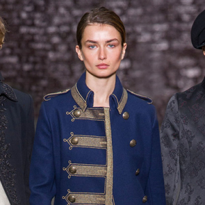Paris Fashion Week: John Galliano Fall/Winter '16