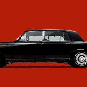 For sale: Johnny Cash's 1970 Rolls-Royce Silver Shadow