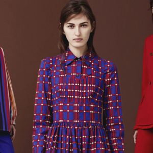 First look: Jonathan Saunders Pre-Fall 15