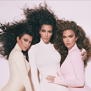 Kim teams up with sisters Kourtney and Khloe Kardashian for new KKW fragrances