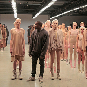 Kanye West discusses his bid for presidency and Yeezy Season 2