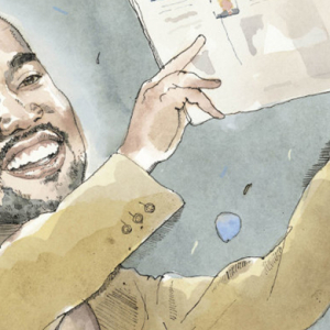 Kanye West revealed as The New Yorker's new cover star