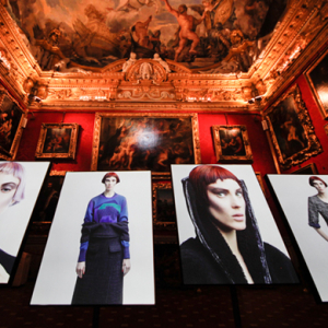 Exhibition opening: Karl Lagerfeld's Visions of Fashion