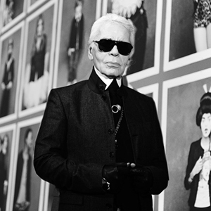 Karl Lagerfeld's famous friends are coming together for a special tribute project