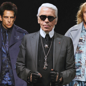 Karl Lagerfeld turned down a role in Zoolander 2