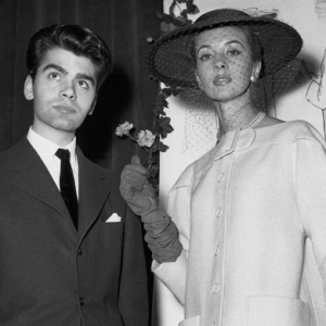 Karl Lagerfeld reveals he blew all of his Woolmark Prize money in 1954
