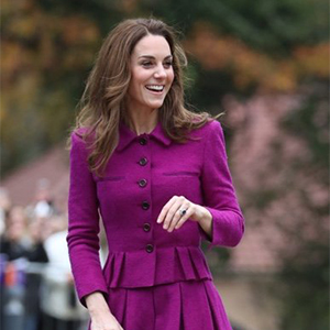 Kate Middleton gives us another lesson in recycling outfits