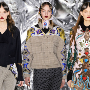 London Fashion Week: Mary Katrantzou Fall/Winter '16