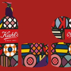 Kiehl's unveil its latest annual artistic collaboration with Craig & Karl