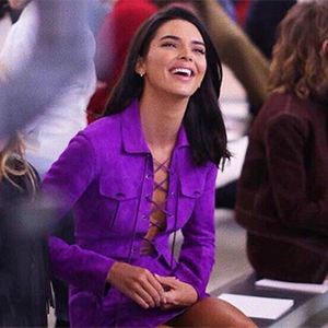 Kendall Jenner is the most-followed model on social media