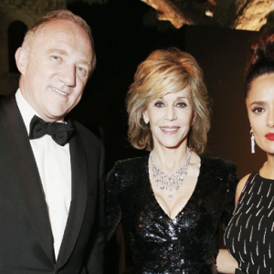 Cannes 2015: Kering dinner and awards ceremony