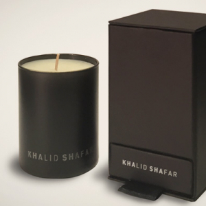 Emirati designer Khalid Shafar launches new scent