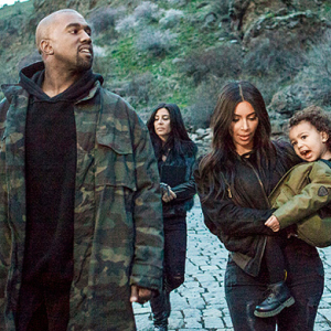Kim Kardashian tours Armenia, Kanye West jumps in lake during surprise concert
