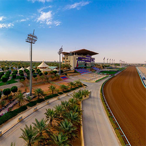 Saudi Arabia is set to host the world's richest horse race