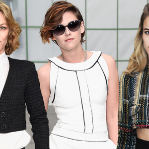 Kristen Stewart, Vanessa Paradis and Alice Dellal set to star in Chanel campaign