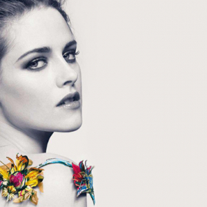 First look: Kristen Stewart for Balenciaga's new fragrance