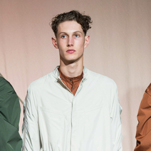 Men's London Fashion Week: Qasimi Spring/Summer '18
