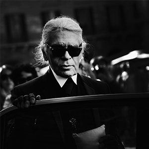 LVMH will soon introduce the Karl Lagerfeld Fashion Prize