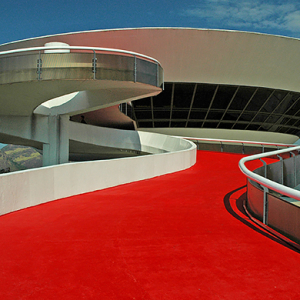 Louis Vuitton reveals cruise show venue: Niterói Contemporary Art Museum
