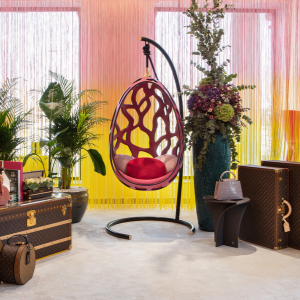 Discover Louis Vuitton's regional Katara pop-up