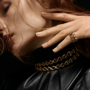 Louis Vuitton's new LV Volt collection promotes genderless jewellery