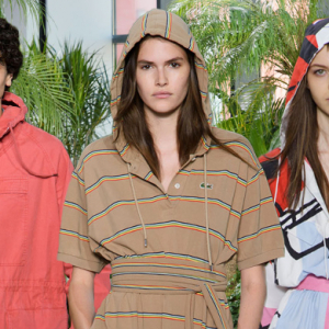 New York Fashion Week: Lacoste Spring/Summer '17