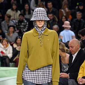 Lacoste joins the Paris Fashion Week schedule