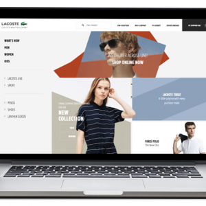 Tech talk: Lacoste launches new e-commerce site in the UAE and Saudi Arabia