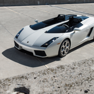 One of a kind Lamborghini Concept S goes to auction